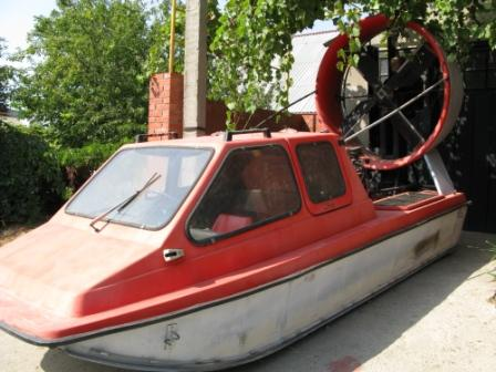моторные лодки с воздушным винтом
